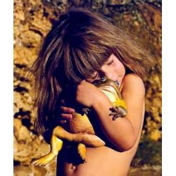 Tippi, la niña que creció en la selva